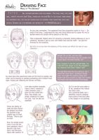 Tutorial: Distancing Five Senses on Face (Page 9) by ReiRobin