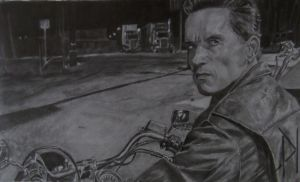 Terminator by Patrick-Kennedy-Art