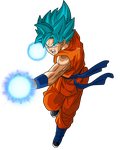 Goku Power 2 by SaoDVD