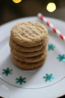 Classic Peanut Butter Cookies 2 by maytel