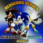 The Hedgehog Heroes by CCmoonstar23