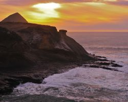 Cape Kiwanda, Oregon by flatsix911