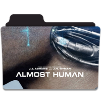 Almost Human Folder Icon by efest