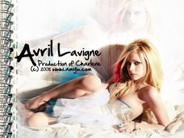 wallpapers 001 Avril Lavigne by amyiu