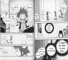 Sora Wants Axel? Part 4 by Taymeho