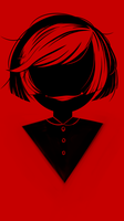 RedBlack Silhouette by ConcealedIdiot