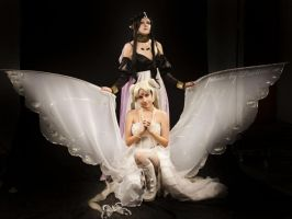 Light and Dark by usagi999