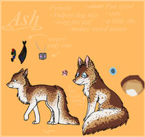 Hello dis is Ash by Ashloh