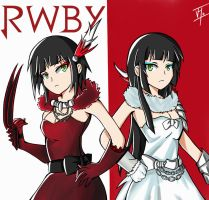Twins by JohnyHo