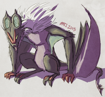 Noivern by system-eclipse