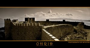 Ohrid Fortification by mitatos