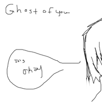 Ghost of you reaction by 030Pancakes030