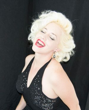 Marilyn Stock 12 by Tris-Marie