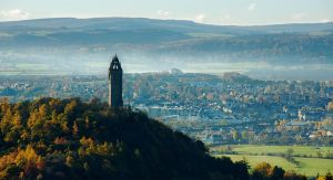 Wallace Monument, Stirling II by younghappy