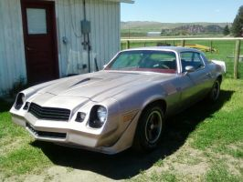 1979 Camaro by Boomboom34