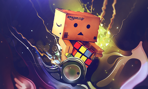 Little Rubix Guy by xiTzSeyeko