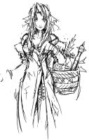 Aerith by Agacross