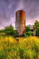 Rust in the country by Enkased
