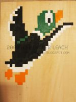 Duckhunt Duck 01 by 8bitgallery