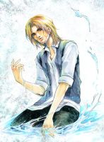 Ripple by Ecthelian
