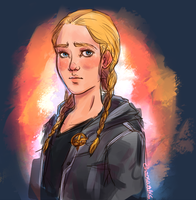 Primrose Everdeen by chaoswalks