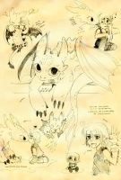 HTTYD doodles by J-C-P