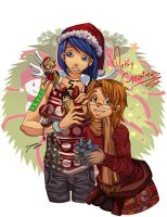 Merry Christmas 2011 by 2Dea