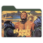 Planet Of The Apes - Folder by janosch500