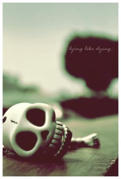 Skeleton? That's my own toy by ibrahimohfiq