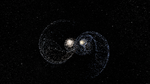 Ying and Yang in the stars by The-G-mod-Bloke