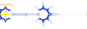 Luner Drive Keyblade by Light-He-arth