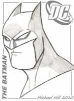 THE BATMAN by icemaxx1