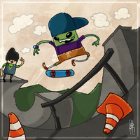 Skaterooo by Reber-Estevao