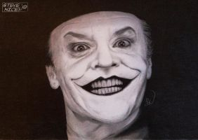 The Joker by Steve-Nice