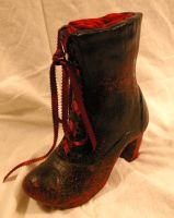 Jack the Ripper Boot by Meiseki