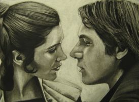 the lady + the scoundrel by burnt-sticks
