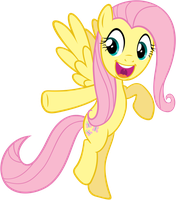 Fluttershy - How about this one ? by Stabzor