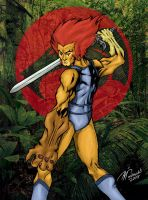Lion-O 2 color by mdavidct