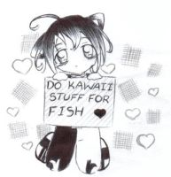 For Fish by LilChiisai