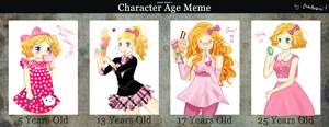Mari Over the Years - Meme by amber-sky