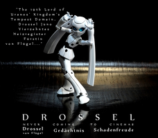Drossel Movie Poster 1 by silkhat