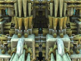 Twin Engines by AureliusCat