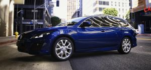 Mazda 6 SW by TheImNobody