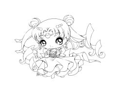 serenity hime...chibi2 style by sureya