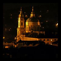 Night Prague IV by Seu4