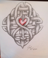 Celtic Knot by AmethystCreatures