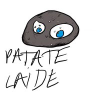 Patate Laide by MeanDragon