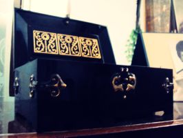 Music box by SugarEager