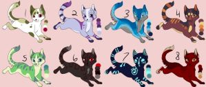 60 point adopts (OPEN) by Gryphon-Adopts