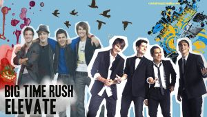 An attempt at a BTR BG... by CaitiePaiige
